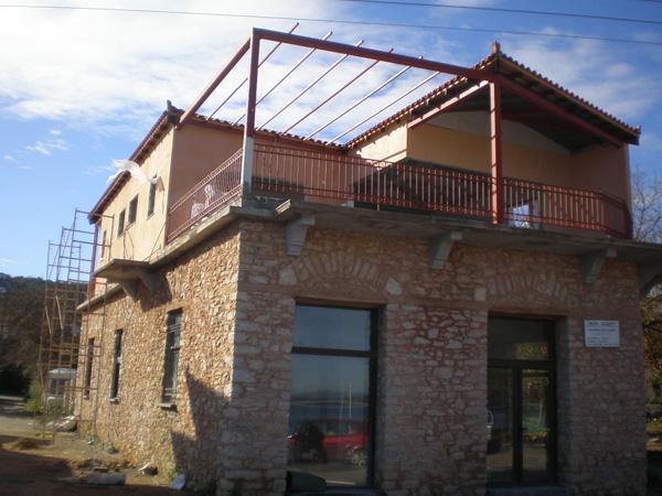 Μελέτη Κατασκευή προσθήκης μεταλλικού κτηρίου στο Πεταλίδι Μεσσηνίας