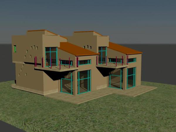 Μελέτη Συγκροτήματος Ενοικιαζόμενων Κατοικιών στην Καβάλα