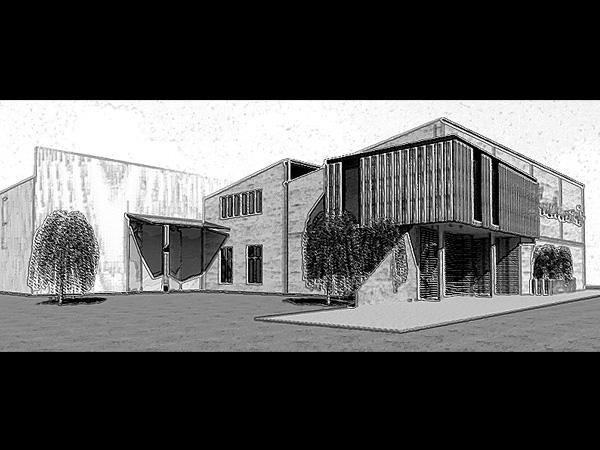 Μελέτη Επέκτασης Βιομηχανικού Κτηρίου - Ξυλουργείο